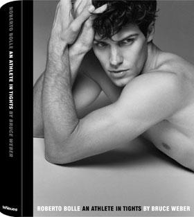 Es Stimmt Schon: Der Junge Mann Mit Dem Verführerischen Schlafzimmerblick  Auf Dem Titel Des Opulenten Fotobandes Ist Roberto Bolle, Jahrgang 1975, ... Design