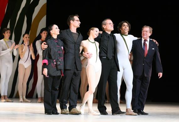 Alicia Amatriain Tanzpreis